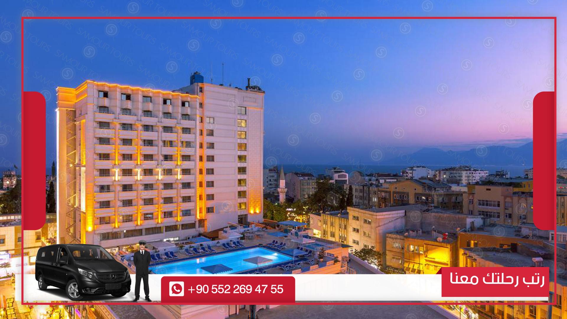 فندق بيست ويسترن أنطاليا