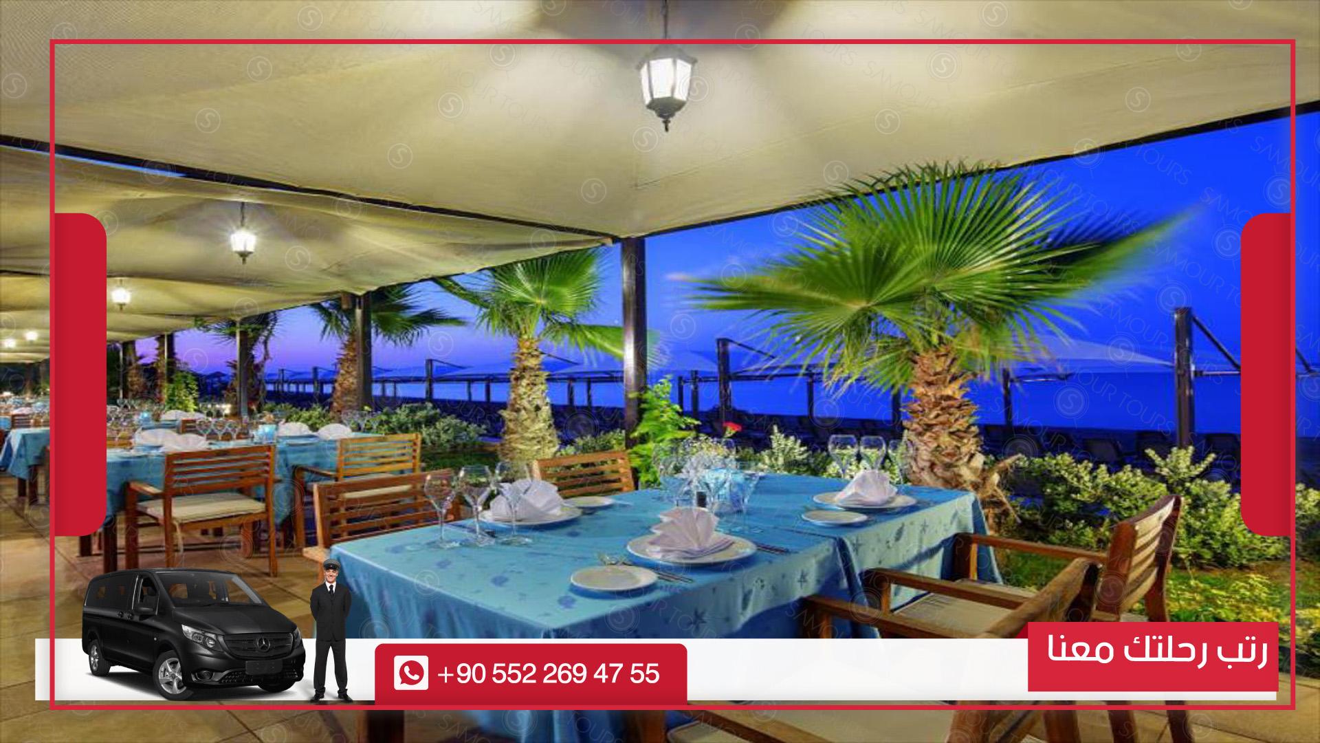 فندق بليس ديلوكس أنطاليا