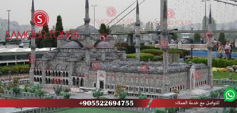 الميني تورك برنامج سياحي اسطنبول بورصة يلوا سبنجا