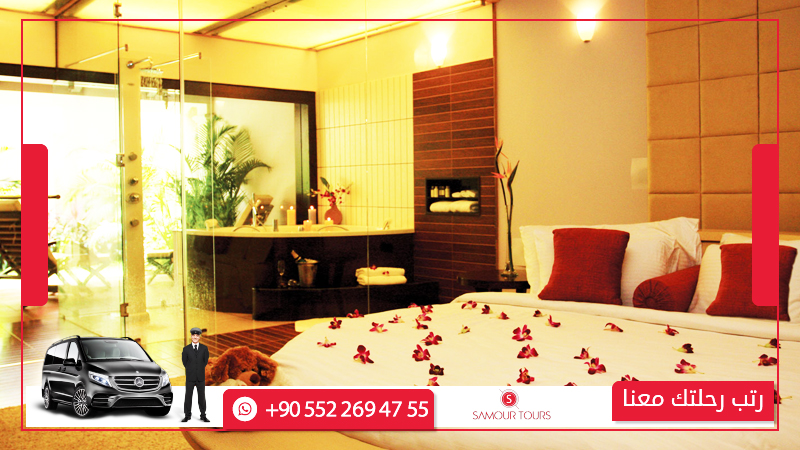 افضل فنادق للعرسان في اسطنبول